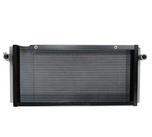 Bobcat Radiator S150, S150G, S160, S160G, S175, S185, S205, T180, T180G, T190, TB85, TB90, TB100, TB110, TB120 -- 6686077