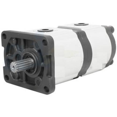 Kubota Tractor Hydraulic Pump -- 3A111-82204