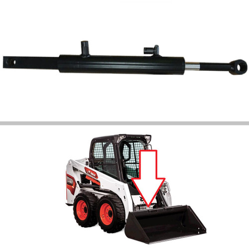 Bobcat Skidsteer Quick Attach Cylinder A300, S150, S160, S175, S185, S205, S220, S250, S300, S330, T180, T190, T250, T300, T320 -- 7160395