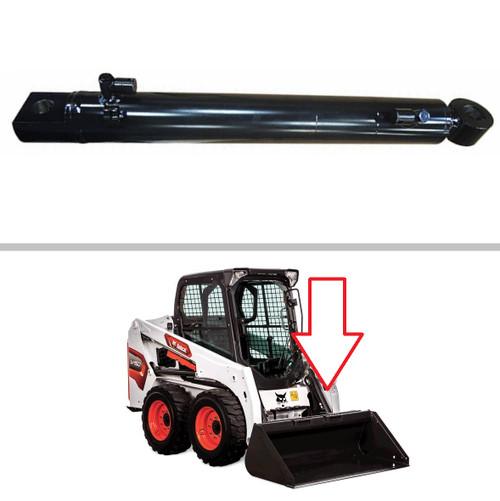 Bobcat Loader Left Hand Tilt Cylinder 873, 883 -- 6811614