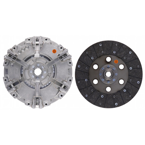 Long Tractor Clutch and Pressure Plate Assembly -- D2094463NU