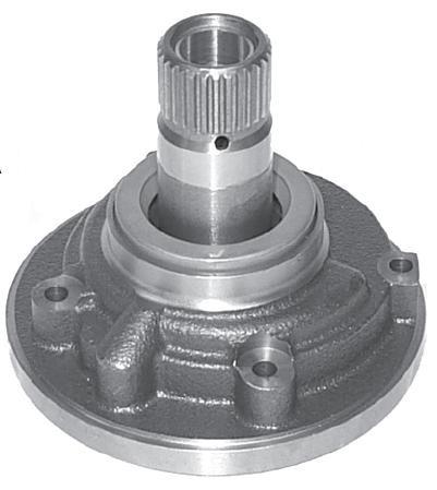 Ford Tractor / Backhoe Transmission Pump -- 86516596