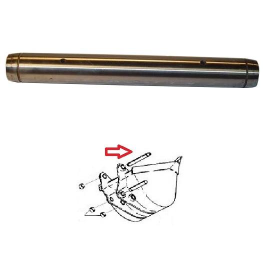 D80739 Pin Fits Case 480C 480D 580C 580D 580E Backhoe Loader