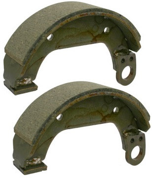 334 335 3400 Brake Shoes Fits Ford 2610 3000 3120 3150 3190 3300 3310 333 3330