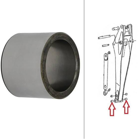 TH109323 Arm Boom Cylinder Bushing Fits John Deere 490D-E 495D