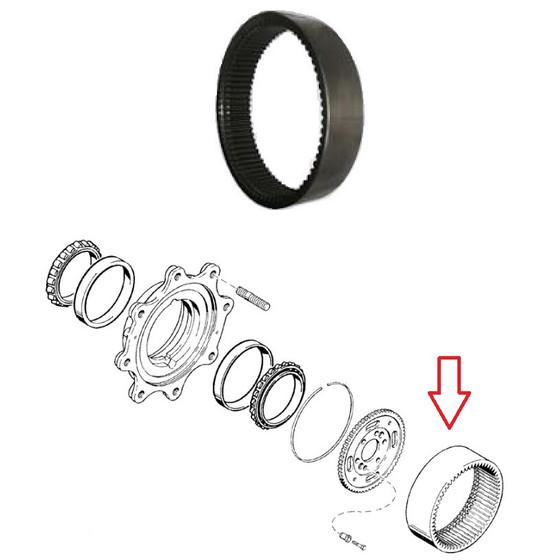New Holland O-Ring Part # SBA052100280