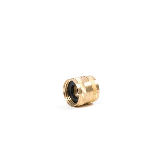 "3/4"" Brass Swivel Fem/Fem Conn"