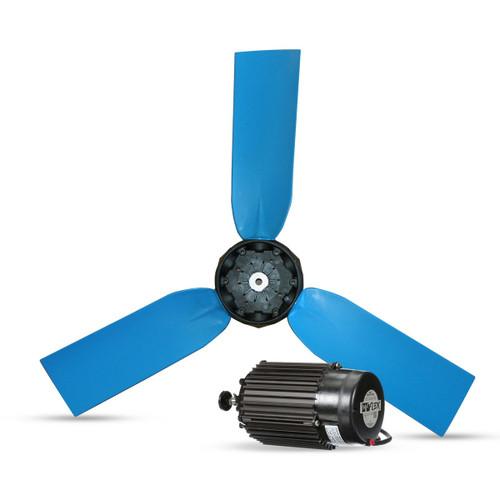 Portacool Hurricane 3600 & PAC2K36HPVS Fan & Motor Assembly