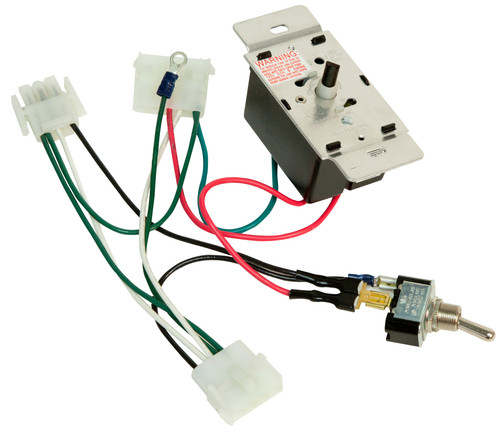 Portacool Classic Variable Speed Switch for PACJS1600; JS2400; 24HPVS
