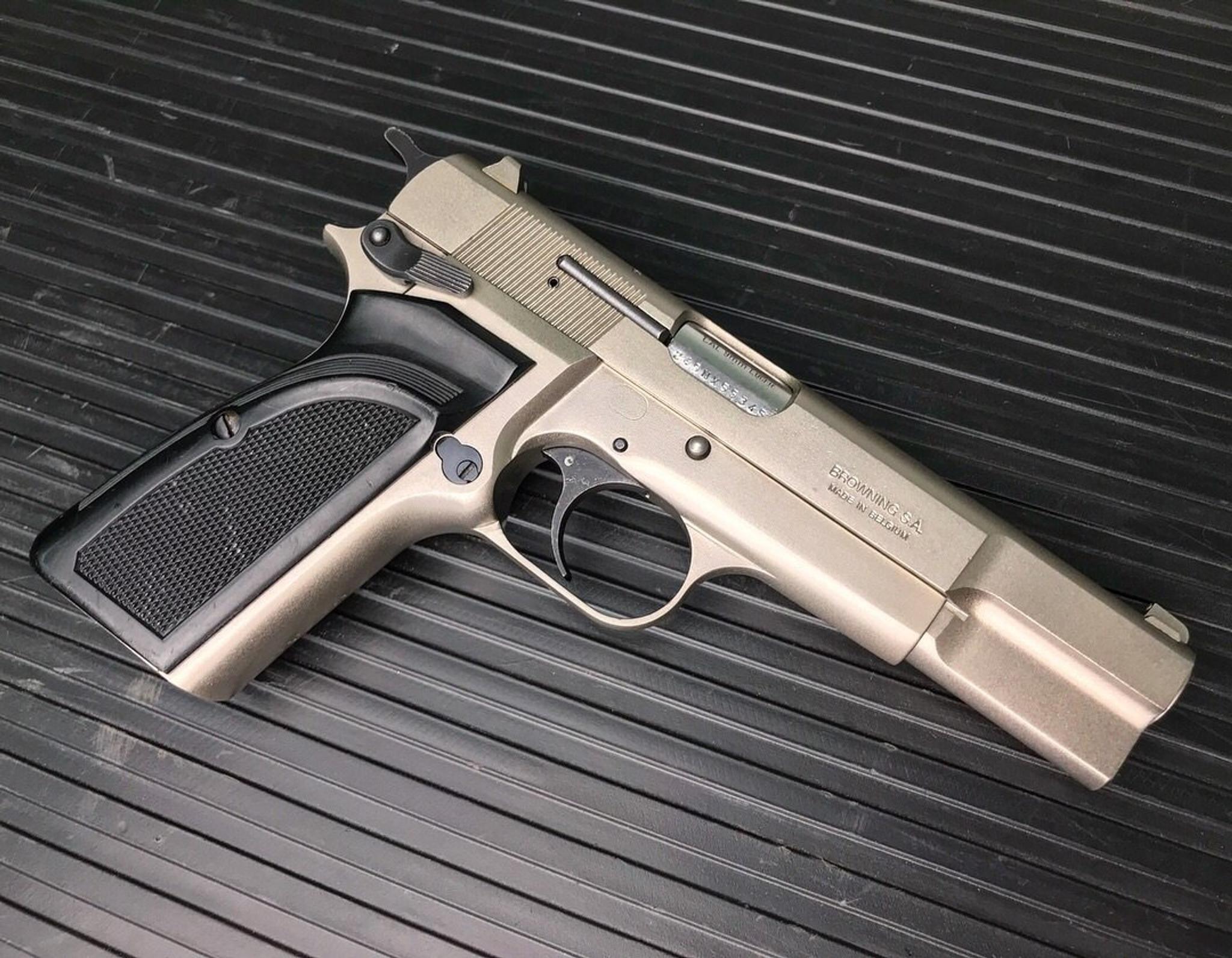 PVD Finishes: Pistol Slides