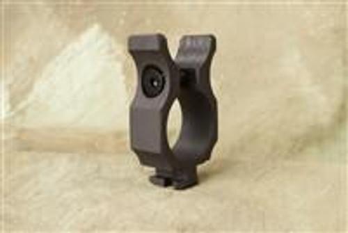 Remington 870 Bayonet Lug 1/2 Mount (Electroless Nickle Plated)