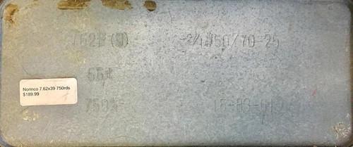 Surplus Corrosive Norinco Copper Washed 7.62x39mm 123gr FMJ (750rnds)