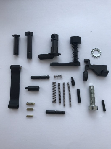S&J AR-15 Lower Parts Kit **W/O TRIGGER GROUP**