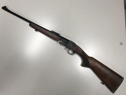 Lazer Arms Single Shot Folding Shotgun - 410Ga Walnut Hammerless