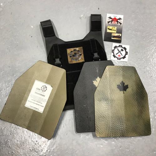 Gunworx Trauma Plates
