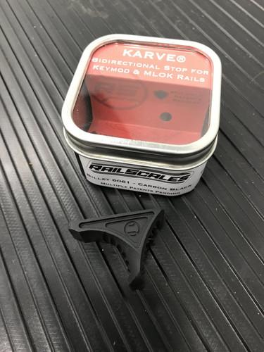 RailScales Karve Handstop