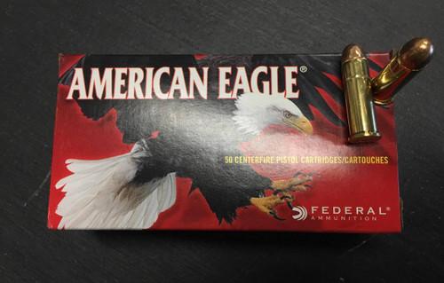 American Eagle 38 SPECIAL 130gr FMJ (50 RNDS)