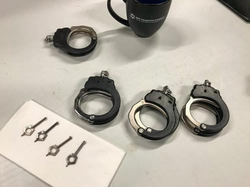 "ASP Chain ""Ultra Cuffs"" Handcuffs"
