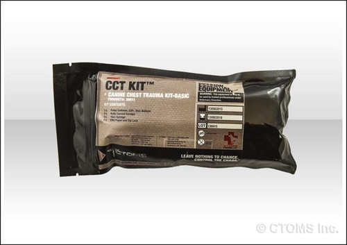 CTOMS Canine Chest Trauma (CCT) Kit - basic