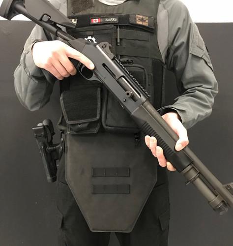S&J Hardware Groin Panel Carrier & LIIIA Soft Armour
