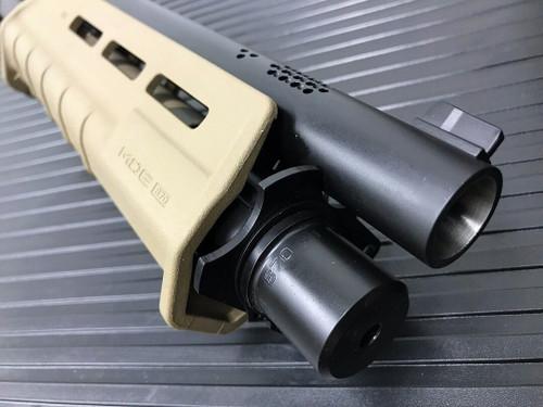 Cerakote - Disassembled Pump-Action Shotgun