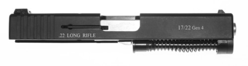 Advantage Arms .22 Glock Conversion Kit for Glock GEN 4 models 17, 22