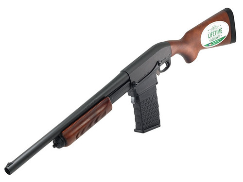 """Remington 870 DM Hardwood 18.5"""" 12ga"""