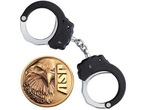 """ASP Chain """"Ultra Cuffs"""" Aluminum Handcuffs"""