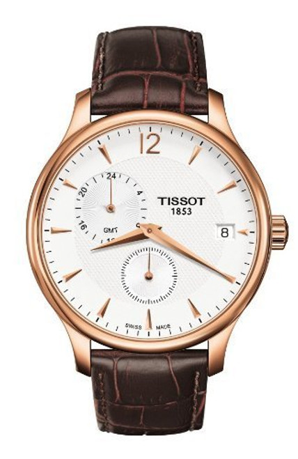 Tissot Tradition Rose Gold-tone Mens Watch T0636393603700 [Watch] Tissot