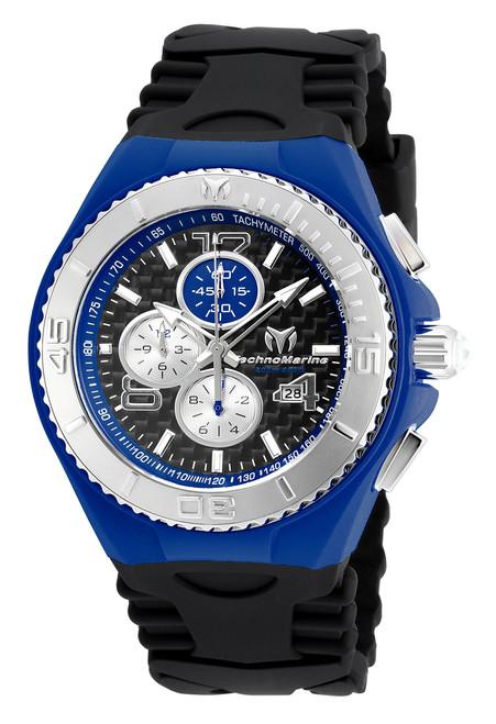Technomarine Men's TM-115297 Cruise JellyFish Quartz Black Dial Watch