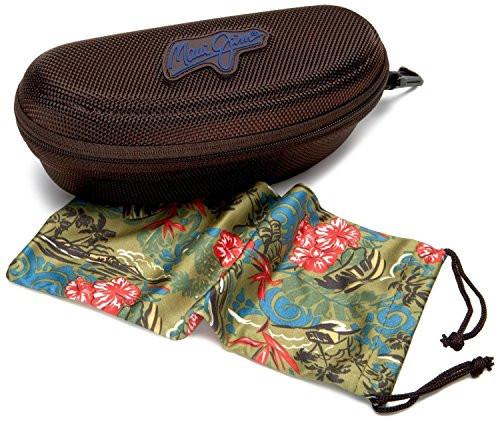 Maui Jim MJ-421-26 Sugar Beach Sunglasses Rootbeer w/ HCL Bronze H421-26 62mm Authentic