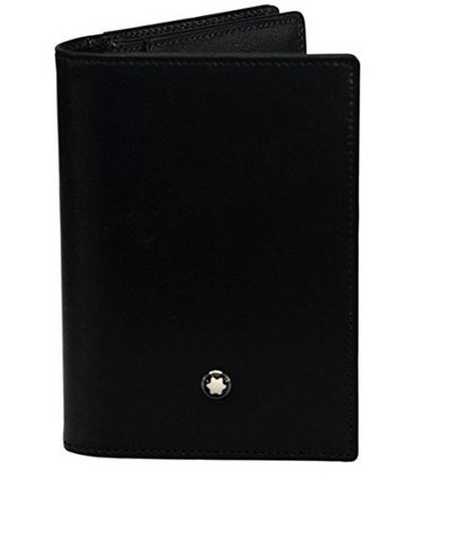 Montblanc Meisterstck Business Card Holder with Gusset 7167