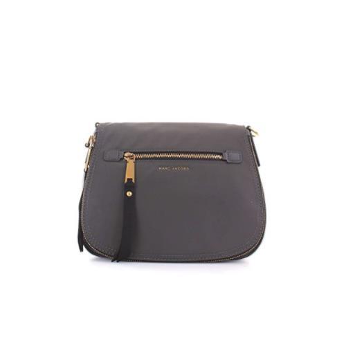 Marc Jacobs Women's Trooper Nomad Medium Grey Handbag M0010047-022