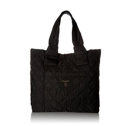 Marc Jacobs Women's Nylon Knot Tote, Black M0013510-001
