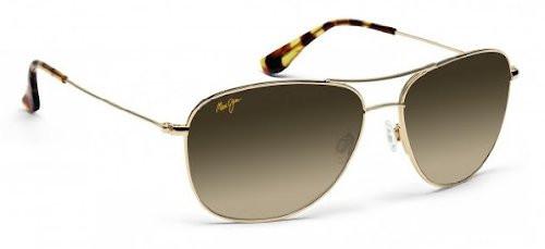 Maui Jim Cliff Gold HS247-16 [Eyewear] Maui Jim