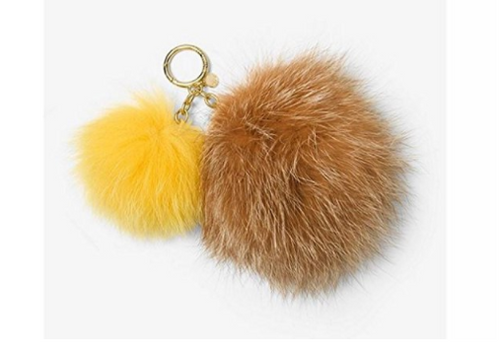 MICHAEL Michael Kors Twin Fur Key Chain 32T7GPKK4F-270 …