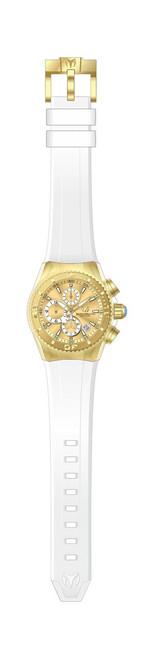 Technomarine Men's TM-115311 Cruise Star Quartz Gold Dial Watch
