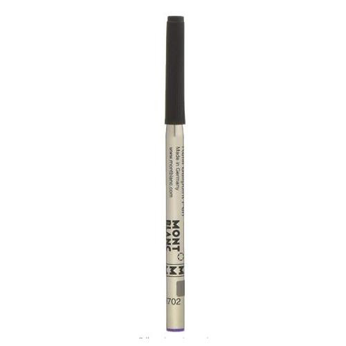 Montblanc Ballpoint Pen Refills (M) Amethyst Purple 116218 – Refill Cartridges with a Medium Tip for Montblanc Ball Pens – 2 x Purple Ballpoint Refills …