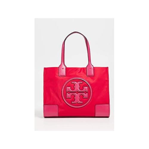 Tory Burch Ella Color-Block Mini Tote 52461-625