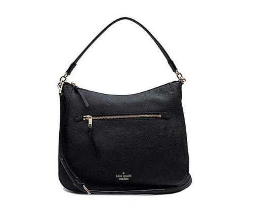 Kate Spade New York Women's Jackson Street Quincy Black One Size PXRU9421-001