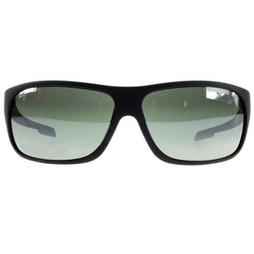 Maui Jim Island Time Polarized Glass Sunglasses [Eyewear] Maui Jim