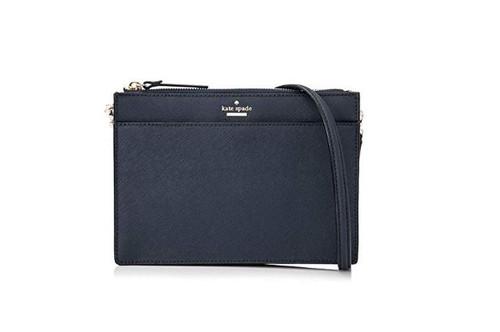 Kate Spade Cameron Street Clarise Blazer Blue Crossbody Bag PXRU7507-429