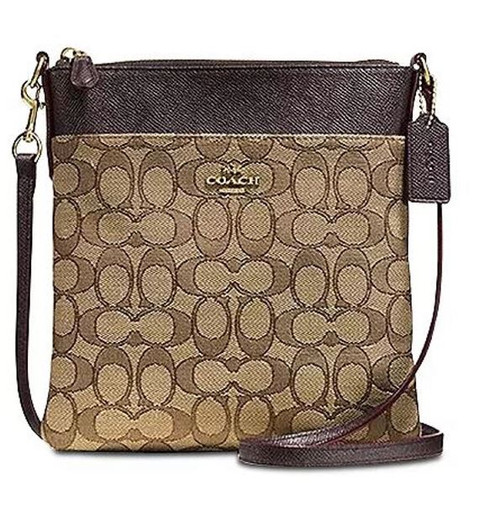 Coach Messenger Crossbody In Signature Jacquard 41319-GDC7C