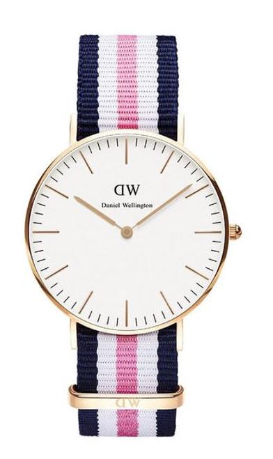 Daniel Wellington Women's 0506DW Classic Southhampton Analog Display Quartz Multi-Color Watch