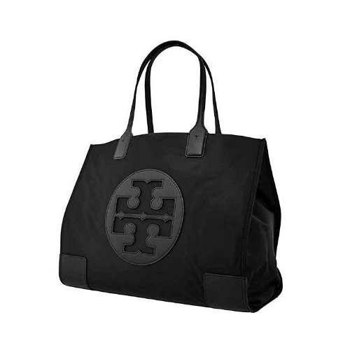 Tory Burch Ella Black Tote 55228-001