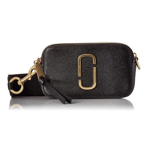 Marc Jacobs Women's Snapshot Camera Bag, Black Multi, One Size M0014146-003
