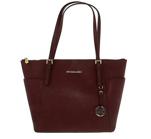 Michael Kor Jet Set Item EW Tote Saffiano Leather 30F4GTTT9L-633