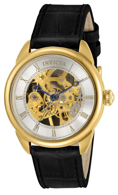 Invicta Women's 31151 Specialty Mechanical 3 Hand Silver Dial Watch