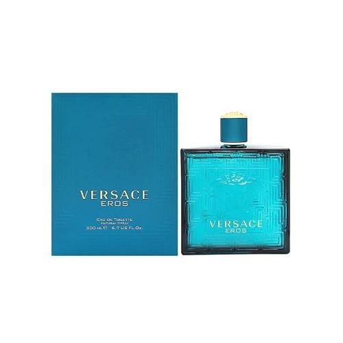 Versace Eros 6.7oz 200ml Eau de Toilette Spray For Men 36095740011