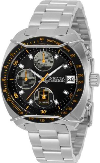Invicta Women's 31843 Army Quartz Chronograph Black, Camouflage Dial Watch